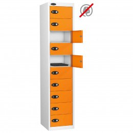 Probe 10 Door Key Locking Personal Storage Steel Locker