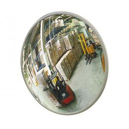 Blindspot Convex Wide Angle Safety and Security Mirror - Spion 40cm