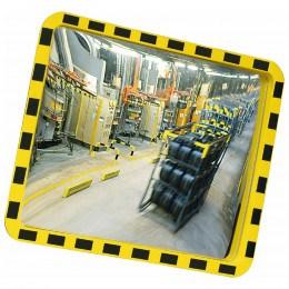 moravia View-Minder G3 80x100cm Industrial Convex Safety Mirror