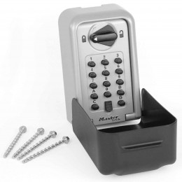 Master Lock 5426 High Security Programmable Key Safe