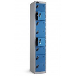 Staff Personal Storage Steel Locker - Probe 8 Door