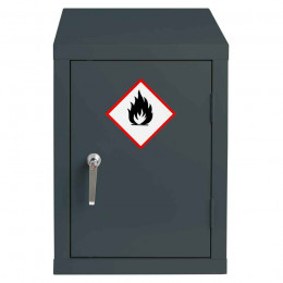 Bedford 88F644G Grey Flammable Welded 610H mm Cabinet