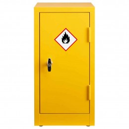 Bedford 88F733 Yellow Flammable Welded 712H mm Cabinet