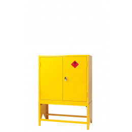 Flammable Cabinet with Stand - Bedford 994FFS3