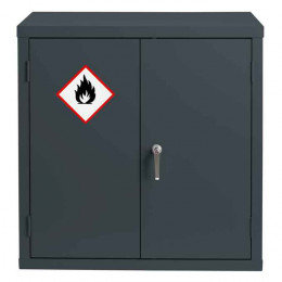 Bedford 88F994G Grey Flammable Welded 1220H mm Low Cabinet