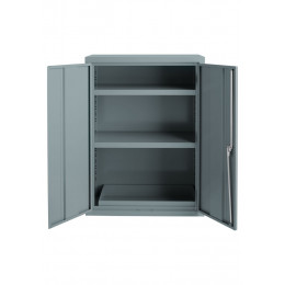 Bedford 88H294 COSHH Hazardous 2 Door 1220H mm Cabinet - doors open