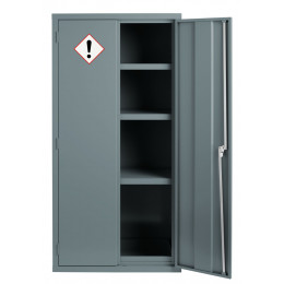 Bedford 88H894 COSHH Hazardous 3 Door 1830H mm Cabinet