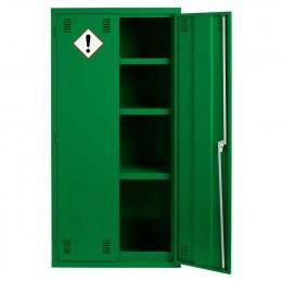 Bedford 88P894 Agrochemical & Pesticide 1830mm Cabinet - door open