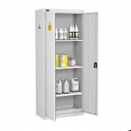 Acid Corrosive High 2 Door Steel Cabinet - Probe AA-R