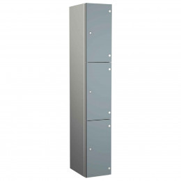 Probe ZENBOX Aluminium Three Laminate Door Locker in Dust