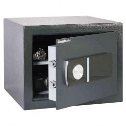 Chubbsafes Alphaplus 15E Home Electronic Security Safe  Door ajar