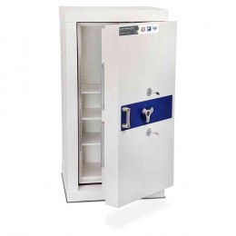 Burton Atlas Grade 7 Highest Security Safe £250K Size 2  - Door open