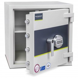 Burton Eurovault 1E Eurograde 2 £17,500 Electronic Security Fire Safe - Door Ajar