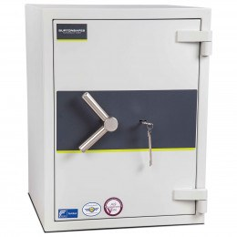 Eurograde 2 Security Fire Safe - Burton Eurovault LFS 2K - Door Closed