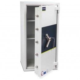 Eurograde 3 Security Fire Safe- Burton Eurovault LFS Size 2K door ajar