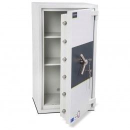 Burton Eurovault LFS 4K - Eurograde 4 Security Fire Safe - door ajar