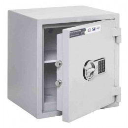 Burton Eurovault Aver 1E Eurograde 0 Electronic Safe £6,000 Rated - door ajar