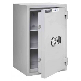 Burton Eurovault Aver 2E Eurograde 0 Electronic Safe £6,000 Rated - door ajar