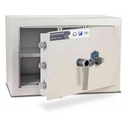 Burton Eurovault Aver 2K Key Lock Grade 1 Security Safe