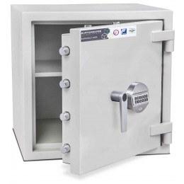 Burton Eurovault Aver 0K Eurograde 2 Key Locking Security Fire Safe