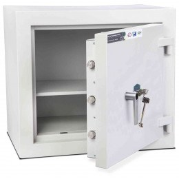 Burton Eurovault Aver 3K Eurograde 2 Key Locking Security Fire Safe