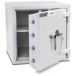 Burton Eurovault Aver 0K Eurograde 3 Key Locking Security Fire Safe