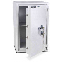 Burton Eurovault Aver 3KK Eurograde 4 Twin Key Lock Security Fire Safe