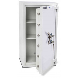Eurograde 4 Twin Key Lock Fire Safe-Burton Aver LFS 4KK