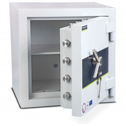 Burton Eurovault LFS 1K - Eurograde 5 Security Fire Safe - Door Ajar
