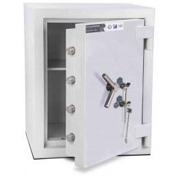 Burton Eurovault Aver 2KK Eurograde 5 Twin Key Lock Security Fire Safe - open