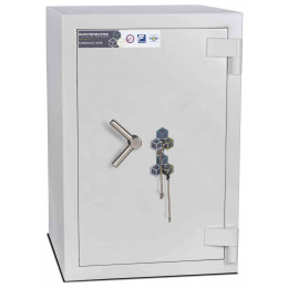 Burton Eurovault Aver 3KK Eurograde 5 Twin Key Lock Security Fire Safe