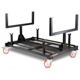 Mobile Storage Transportation - Armorgard BundleRack - Open