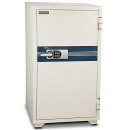 Burton Fire Data Media Security Safe 120 Mins Size 5E - Door Closed
