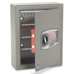 Burton CE40 Key Cabinet Digital Electronic Lock 40 Keys - door ajar