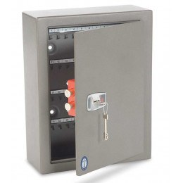 Burton CK40 Key Locking Key Security Cabinet for storing 40 Keys