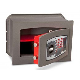 Burton Torino DK3E £4000 Rated Electronic Wall Safe - door ajar