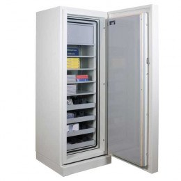 Chubbsafes Data Plus DP4 Fireproof Data Media Safe 120mins - door Open