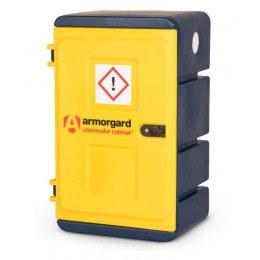 Armorgard Chemcube CCC1 Leak Proof Liquids Plastic Cabinet