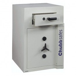 ChubbSafes Sovereign Deposit Safe Grade 3 Size 2 - Drawer Open