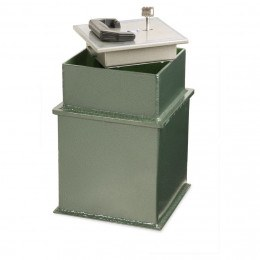Under Floor Security Safe £3K - Burton Claymore 9
