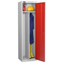 Probe Clean & Dirty Workwear Key Locking Storage Locker