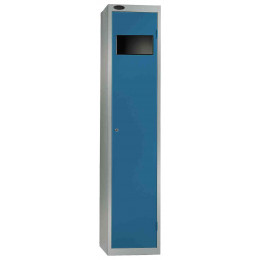 Probe Dirty Laundry Workwear Collector Locker Blue