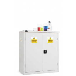 Acid Corrosive Steel Cabinet Low 2 Door - Probe AA/T