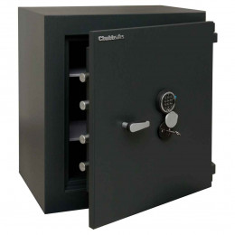 ChubbSafes Custodian 110 EuroGrade 5 Dual Locking Security Safe - door ajar