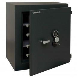 ChubbSafes Custodian 110 EuroGrade 5 Dual Locking Security Safe - door ajar