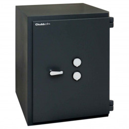 ChubbSafes Custodian 210 EuroGrade 5 Dual Locking Security Safe - door closed