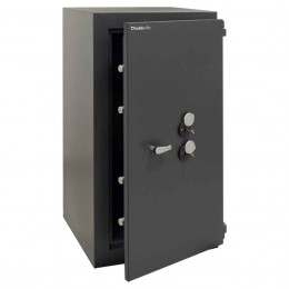ChubbSafes Custodian 310 EuroGrade 4 Dual Locking Security Safe - door ajar