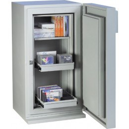 Chubbsafes DataGuard 80K Media Safe Open Contents