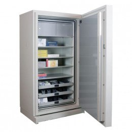 Chubbsafes Data Plus Fireproof Data EN1047-1 Safe 120mins DP5 - Door Open