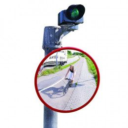 Cycle Safe Traffic Mirror 35cm - Dancop Trixi 35